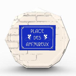 Place des Amoureux Awards