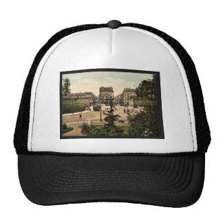 Place des Portes, Brest, France classic Photochrom Trucker Hat