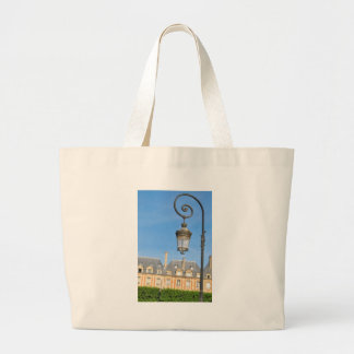 Place des Vosges in Paris, France Large Tote Bag