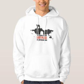 Place draws hoodie