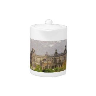 Place du Carrousel, the Tuileries Gardens Teapot