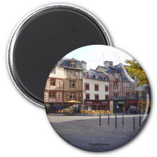 Place du Champ Jacquet Magnet