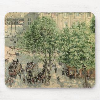 Place du Teatro-Francais, primavera, 1898 Tapetes De Ratones