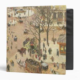 Place du Theatre Francais, 1898 Binder