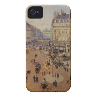 Place du Theatre Francais, Afternoon Sun in Winter Case-Mate iPhone 4 Case