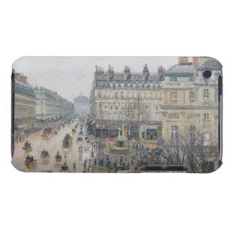 Place du Theatre Francais, París: Lluvia, 1898 iPod Touch Fundas