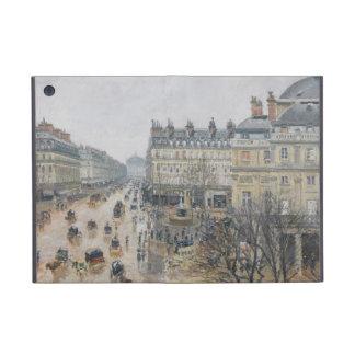 Place du Theatre Francais, París: Lluvia, 1898 iPad Mini Carcasa