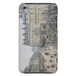 Place du Theatre Francais, París: Lluvia, 1898 Funda Para iPod