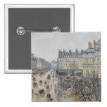 Place du Theatre Francais, París: Lluvia, 1898 Pin