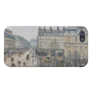 Place du Theatre Francais, Paris: Rain, 1898 Case For iPhone SE/5/5s