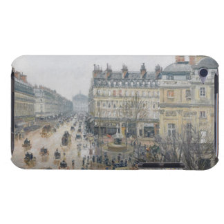 Place du Theatre Francais, Paris: Rain, 1898 iPod Touch Cover