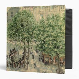 Place du Theatre-Francais, Spring, 1898 Binder
