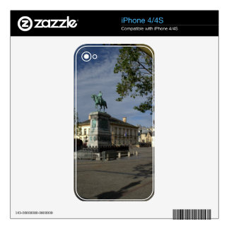 Place Guillaume II, Luxembourg iPhone 4 Skin