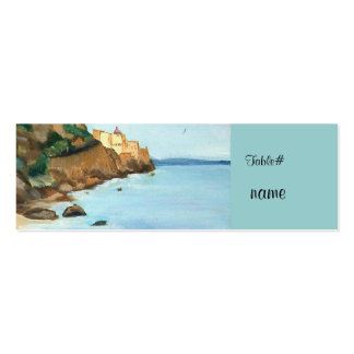 Place holder business card
