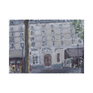 Place holy Marthe Canvas Print
