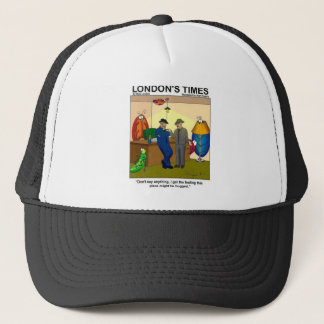 Place Is Bugged Funny Police Gifts & Tees Trucker Hat