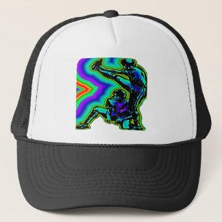 PLACE KICKER TRUCKER HAT