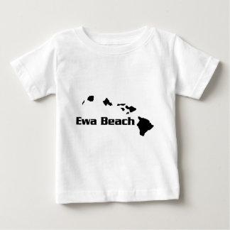 Place_Names_Ewa_Beach_Islands Baby T-Shirt