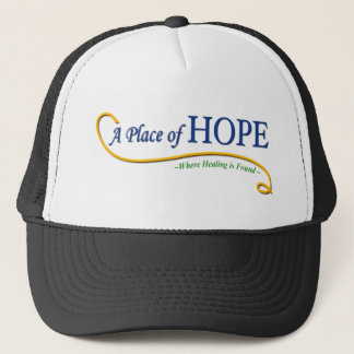 Place of Hope Logo Trucker Hat