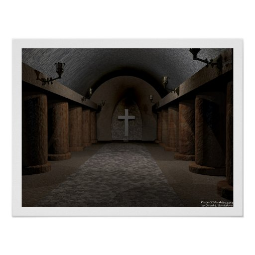 Place Of Worship Poster
