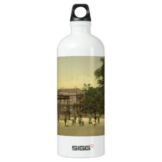 Place Royal, Spa, Belgium Water Bottle