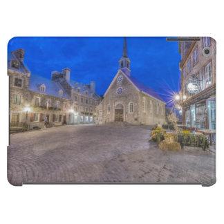 Place Royale at dawn iPad Air Case