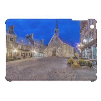 Place Royale at dawn iPad Mini Cover