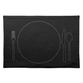Place Setting Cloth Place Mat