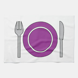 Place Setting Hand Towels