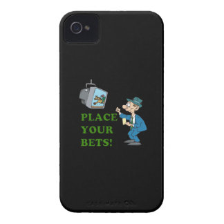 Place Your Bets iPhone 4 Case-Mate Cases