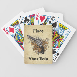 Place Your Bets Bicycle Playing Cards