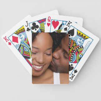 Place Your Favorite Photo Here Bicycle Playing Cards