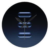 Placebo Wall Clocks