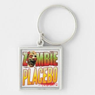 Placebo Zombie Head Keychains