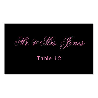 Placecards Double-Sided Standard Business Cards (Pack Of 100)