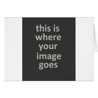 PlaceholderShirtImagePNG.png Greeting Cards