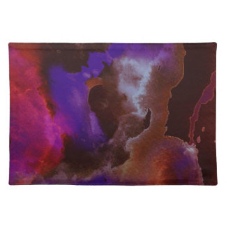 Placemat Abstract Stormy Weather