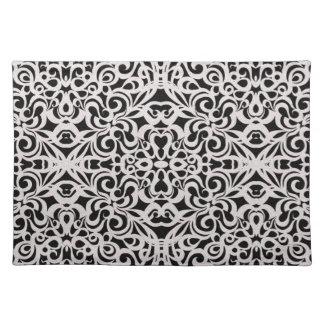 Placemat Baroque Style Inspiration