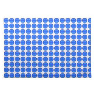 Placemat - Blue dots Cloth Placemat