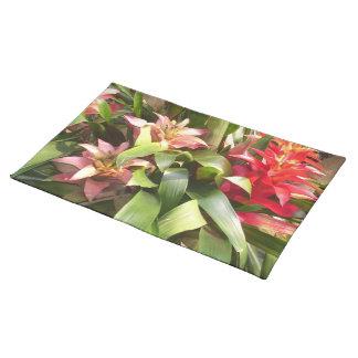 Placemat - Bromeliads Cloth Placemat