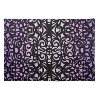 Placemat Damask Style