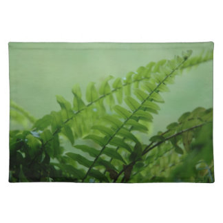 Placemat - Fern Photo Cloth Placemat