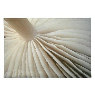 Placemat fungoso de las papadas mantel