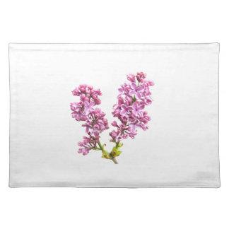 Placemat - Lilac Blossoms Cloth Placemat