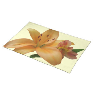 Placemat - Lily & Friend (Left Facing)