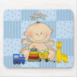Placemat para los bebés, el bebé y los juguetes alfombrilla de ratones
