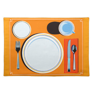 Placemat setting placemat