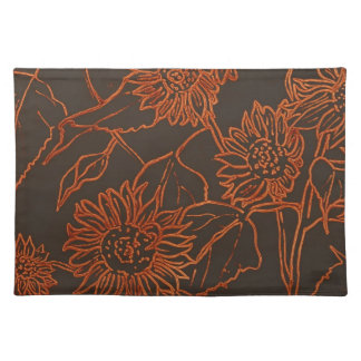 Placemat-Splash of Sunflowers Placemat