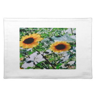 PLACEMAT - SUNFLOWER CLOTH PLACEMAT