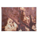 Placemat viejo oxidado mantel individual